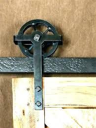 barn door wheels hardware small diy sliding