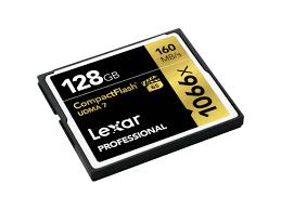 Thẻ Nhớ Lexar CF 128GB Professional 1066x (160 Mb/s) - Hàng chính hãng |  Tiki Trading