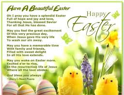 Beautiful Easter Poems Quotes Best of 24 Happy Easter Day WishesMessagesSayingsGreetingsEaster Day