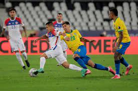 บราซิล แซมบ้า 10 คน โชคช่วยบดขยี้ ชิลี 1 – 0 ลิ๋วตัดเชือกโกปา