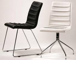 modern office chair no wheels. Fine Chair Home Inspiration Design Remarkable Desk Chair Without Wheels Best 34 Office  Chairs No Castors Images On Modern