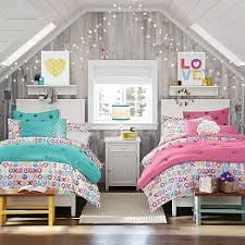 Girls Beds Bedroom Sets u0026 Headboards  PBteen