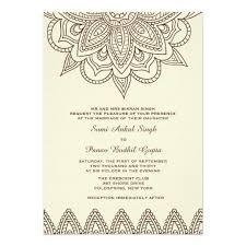 Sabah Designs Mehndi Invites Letter Sample