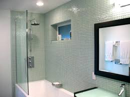 modern menards bathtubs glass panel