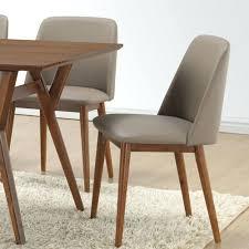 set of 4 dining chairs. Dining Chairs: Set Of 8 Chairs 4 Chair Cushions Baxton Studio