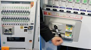 Vending Machine Attendant Custom Handcrank Vending Machine What's The Idea Tech