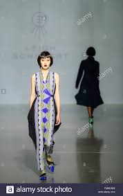 Local Fashion Designers In Johannesburg Johannesburg 12th Mar 2016 A Model Presents A Creation By