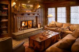 Valuable 34 Rustic Family Room Designs On Get Cozy A Rustic Lodge Lodge Room Designs