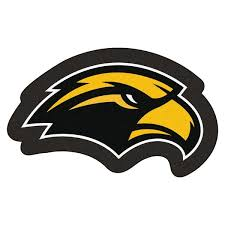 golden eagles mascot.  Mascot NCAA University Of Southern Mississippi Miss Golden Eagles Mascot  Novelty Logo Shaped Area Rug On Overstockcom