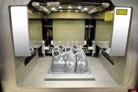 Mercedes'ten bir ilk; 3D Yazıcı ile metal parça üretimi - Sekiz Silindir