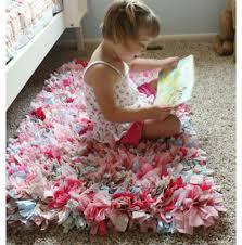 diy rug for kids girls bedroom decor ideas for tutorial