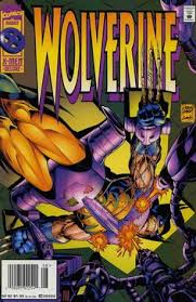 wolverine vol 2 92 by adam kubert cam smith find this pin and more on 80 s 90 s 00 s