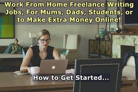 work from home doing online writing jobs part time to full time online writing jobs for everyone