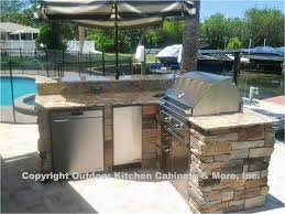 outdoor kitchens tampa awesome outdoor kitchen cabinets