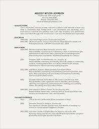 Utd Resume Template Beautiful American Resume Sample New Student