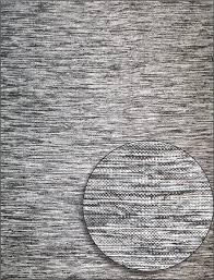 to grey modern wool rug