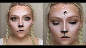 bambi deer makeup gun shot wound sfx
