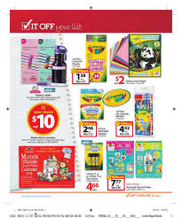 walmart back to school flyer aug 10 to 23 simplified view · more walmart flyers