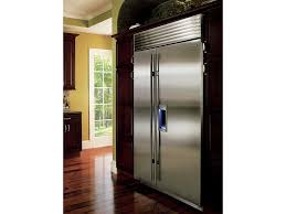 notify subzero. Sub-Zero Built-In RefrigerationSide-by-Side Refrigerator Notify Subzero