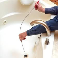 clear clogged bathtub drain 6 ways to unclog a tub drain unclog bathtub drain home remes