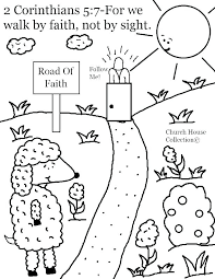 Creation Coloring Pages Free Coloring Page Of A Bible Creation