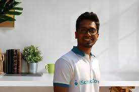 Ashish Fernando - Founder and CEO of iSchoolConnect