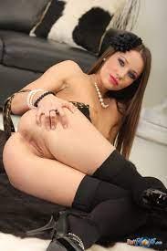 Teen Girl Nude In Stockings Self Pics Hot Nude