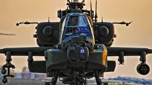 Apache Helicopters In Action Combat Footage