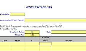 Free Mileage Forms Free Expense Report Form With Mileage Tracker