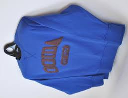 faux leather print sweatshirt