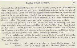 Jacob Harlan (1768 - 1798) - Genealogy