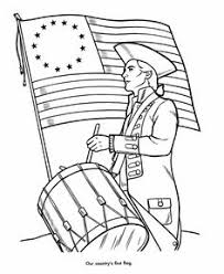 Small Picture Patriotic Symbols FREE to print Liberty Bell Coloring Pages