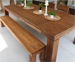 Earth Dining Table with drawers and Earth Bench in Kiaat. #table #wood #
