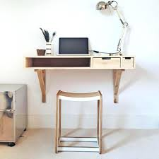 wall mounted desk wall mounted desk natural finish prepac wall hanging desk hutch white