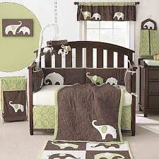 elephant crib bedding boy baby design inspiration carters charming themed nursery with brow