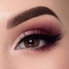 smokey eye image
