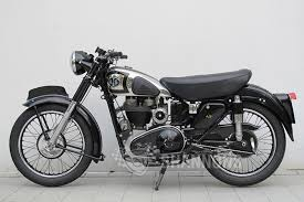 sold ajs 18s 500cc motorcycle auctions lot f shannons