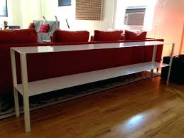 sofa table with storage baskets. Long Sofa Table Mid Century Sectional Also Extra With Decorative Pillows For . Storage Baskets