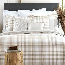 tommy hilfiger duvet range plaid cotton 2 piece reversible comforter set by tommy hilfiger duvet covers