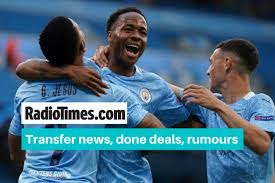 Manchester united transfer news : Man City Transfer News Done Deals Rumours Gossip Ins And Outs Radio Times