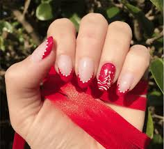 Nail art For Girls 2016 Inspired by Christmas | Trendy Mods.Com