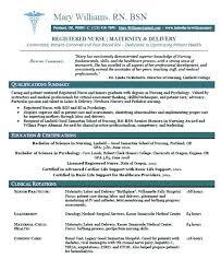 New Graduate Nurse Resume New Grad Resume New Graduate Resume Sample