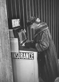 Insurance Vending Machine Airport Enchanting Here's A Machine Selling Air Insurance At Newark Airport Vending
