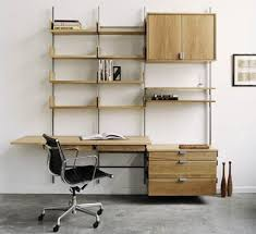Chic Wall Mounted Desk With Shelves 16 Best Images About Wall Mounted Desks  On Pinterest Wall Mount