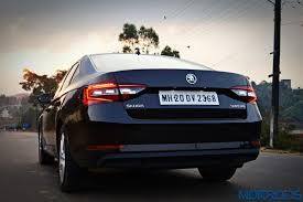 2016 Skoda Superb to receive Dynamic Chassis Control in India ...