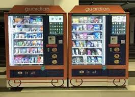Boxgreen Vending Machine Mesmerizing Ushering In The New Age Of Vending Machines SmartRetail Shaking