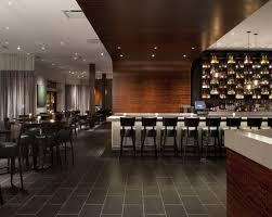 modern bar lighting. Vesu Restaurant Featuring Niche Modern Aurora Pendant Lights Over Bar Lighting U
