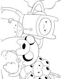 cartoon network coloring pages 34