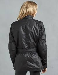 classic tourist trophy 4 pocket motorcycle jacket pure motorcycle collection belstaff