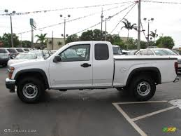 Summit White 2006 Chevrolet Colorado Extended Cab 4x4 Exterior ...